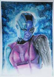 Nebula by DarkPowerOfMetal