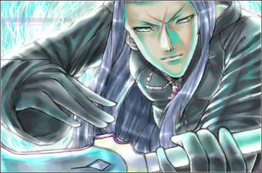 S. Mach - Saix by Shadowdog2244