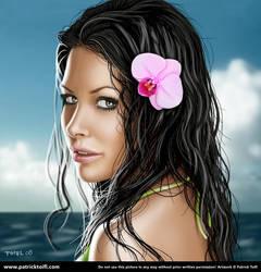 Evangeline Lilly by patricktoifl