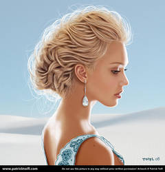 Jessica Alba by patricktoifl