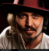 Johnny Depp by patricktoifl