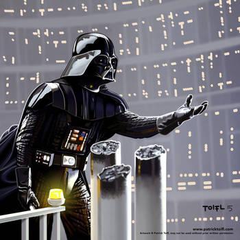 Darth Vader by patricktoifl