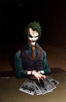 The Joker by RossHughes