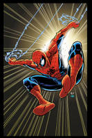 The Amazing Spiderman by RossHughes