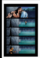 Undertaker page II by RossHughes