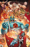 thundercats evil final RH by RossHughes