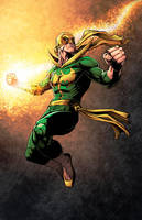 iron fist RH by RossHughes