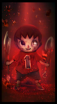 Villager by Tiffany-Tees