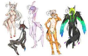Adopts for sale OPEN by Tiffany-Tees
