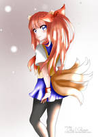 [AT] Foxy by Chiinyan