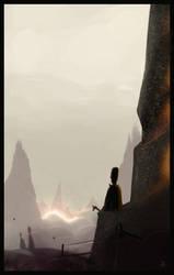 Lost Citadel by mKgfx