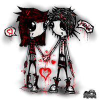 Bonded By Blood by SinclairStrange
