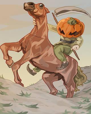 Halloweenie1 by BaconPUNCH