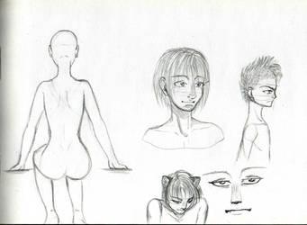 Sketchbook #2 by DredaSM
