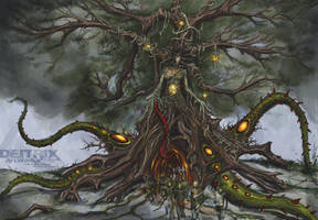 Tree of Life Colossus by DEITRIX