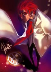 Admante - Vampire killer by hachidaime