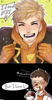 Pokemon Go ! Spark [Team instinct] by yesterdaybegin