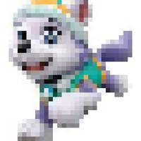 everest paw patrol pixelated pic by SRDV