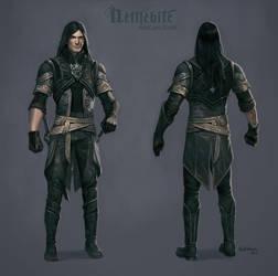 Ashgan enforcer clothes by Hellstern