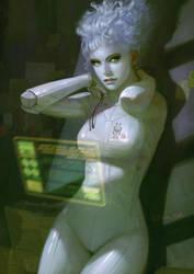 Cyberwhite by Hellstern