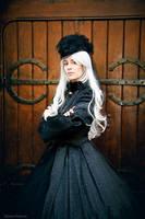Leda cosplay 2 by Hellstern