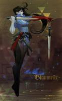 Birthday Blaumeux by Hellstern