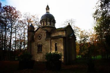 Chapelle ND de la Salette by Xena1509