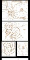 Little Goo comic by IvynaJSpyder