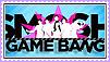 Stamp: Gamebang by Ashley44598X