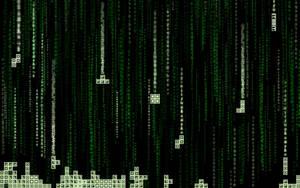Glitch in the Matrix by pacalin