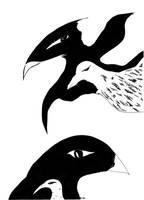 Inside each bird by Gordjia
