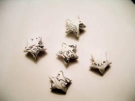 Designer's stars by Gordjia