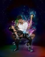 Digital Photo Photoshop Cover by ElenaSham