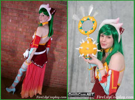 Tamber from Children of Mana by FireLilyCosplay