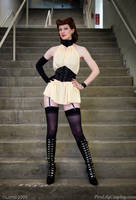Sally Jupiter - The Watchmen by FireLilyCosplay