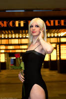 Aya Brea - Parasite Eve by FireLilyCosplay