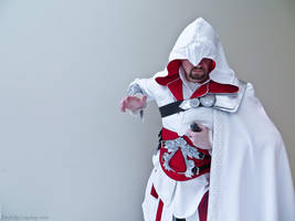 Ezio, Master Assassin - Assassin's Creed by FireLilyCosplay