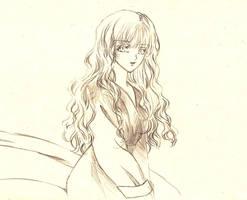 Sketch by bronze11