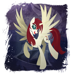 Fausticorn - Mother by Rariedash
