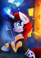 Backstreet game by Rariedash
