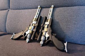 Disruptor Pistol by Rariedash