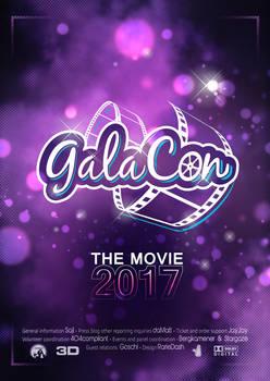 GalaCon TeaserPoster 2017 by Rariedash