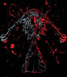 Vicar Amelia - Bloodborne by Rariedash