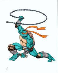 Michelangelo-Final by KJaxCreative