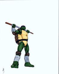 Donatello by KJaxCreative