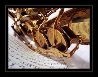 Saxophony: Part 1 by LunaNero