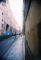 Parisien Street by hollystone