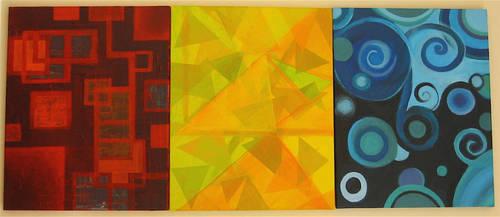 Homage to Kandinsky by Chibi-Shara