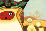Ancient Robot - Skyward Sword by Linkage92