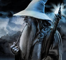 Gandalf the Grey by Mabiruna